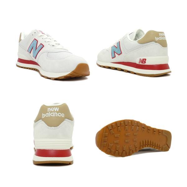 スニーカー ニューバランス NEW BALANCE ML574NCB ニンバス クラウド NB メンズ レディース シューズ 靴 19SS|mexico|03