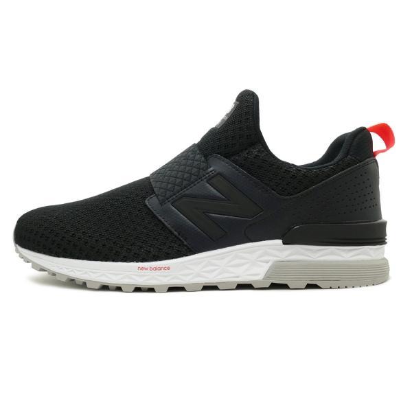 NEW BALANCE MS574D SB【ニューバランス MS574DSB】black(ブラック)NB MS574D-SB 18SS|mexico|02