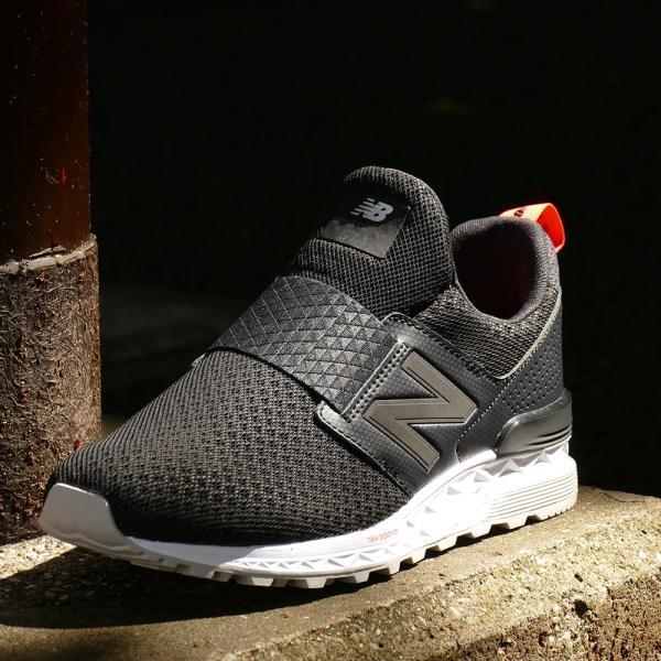 NEW BALANCE MS574D SB【ニューバランス MS574DSB】black(ブラック)NB MS574D-SB 18SS|mexico|04