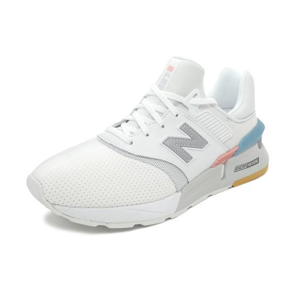スニーカー ニューバランス NEW BALANCE MS997XTC ホワイト NB メンズ レディース シューズ 靴 19SS|mexico