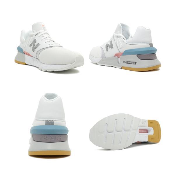 スニーカー ニューバランス NEW BALANCE MS997XTC ホワイト NB メンズ レディース シューズ 靴 19SS|mexico|03
