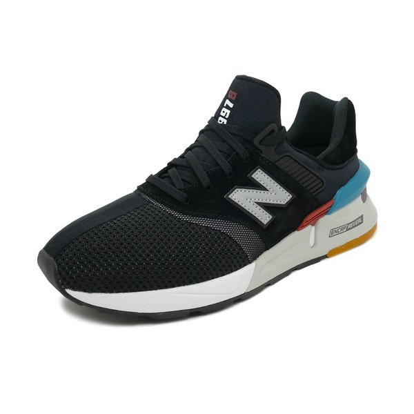 スニーカー ニューバランス NEW BALANCE MS997XTD ブラック NB メンズ レディース シューズ 靴 19SS|mexico