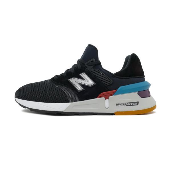 スニーカー ニューバランス NEW BALANCE MS997XTD ブラック NB メンズ レディース シューズ 靴 19SS|mexico|02