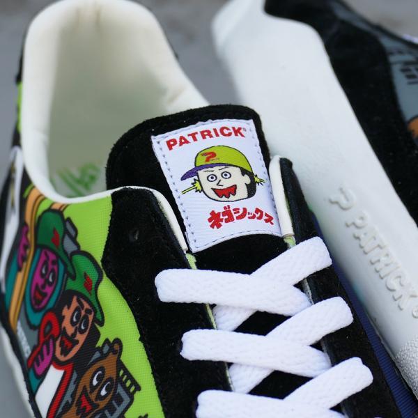 PATRICK NEGO6COPEN BLK【パトリック ネゴシックスコペン】black(ブラック)NEGO6 18SS|mexico|07