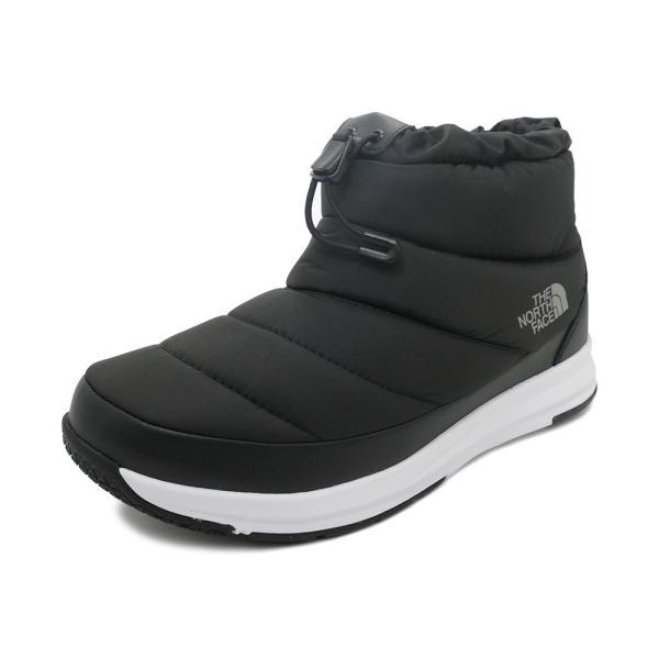 スニーカー ノースフェイス THE NORTH FACE ヌプシブーティーライトIVウォータープルーフミニ TNFブラック/ホワイト メンズ レディース シューズ 靴 18FW mexico
