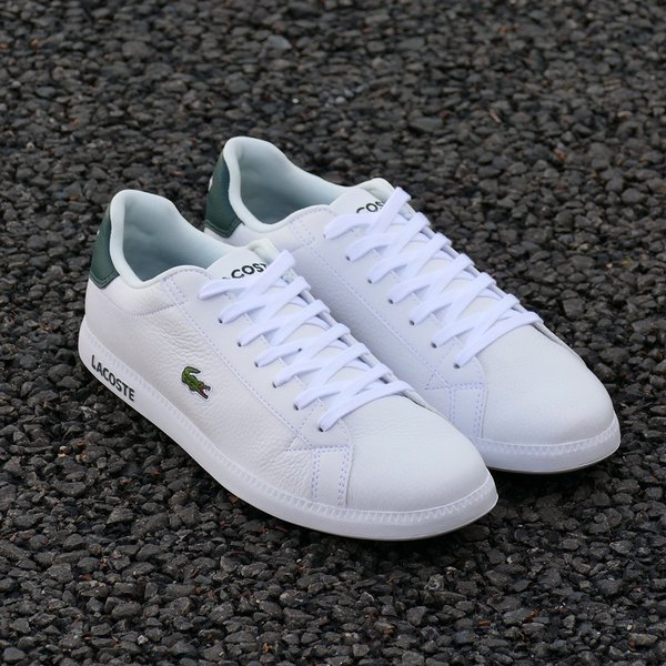 LACOSTE GRADUATE LCR3 118 1【ラコステ グラデュエイトLCR3 118 1】WHT/DK GRN white/dark green(ホワイト/ダークグリーン)SPM0013-1R5 18SS|mexico|04