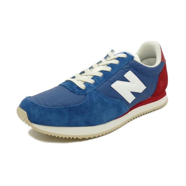スニーカー ニューバランス NEW BALANCE U220FF クラシックブルー NB メンズ レディース シューズ 靴 19SS|mexico