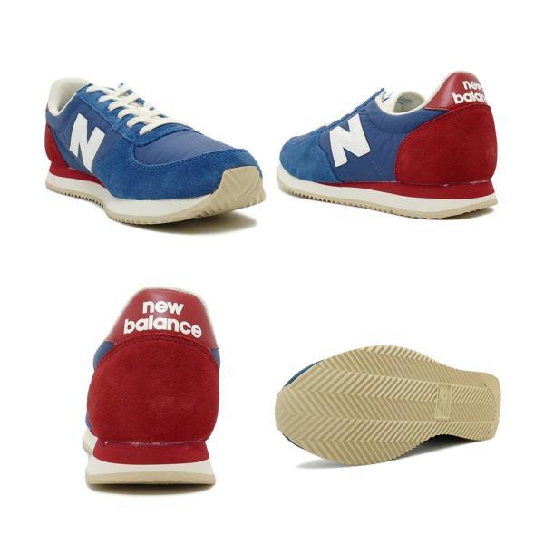 スニーカー ニューバランス NEW BALANCE U220FF クラシックブルー NB メンズ レディース シューズ 靴 19SS|mexico|03