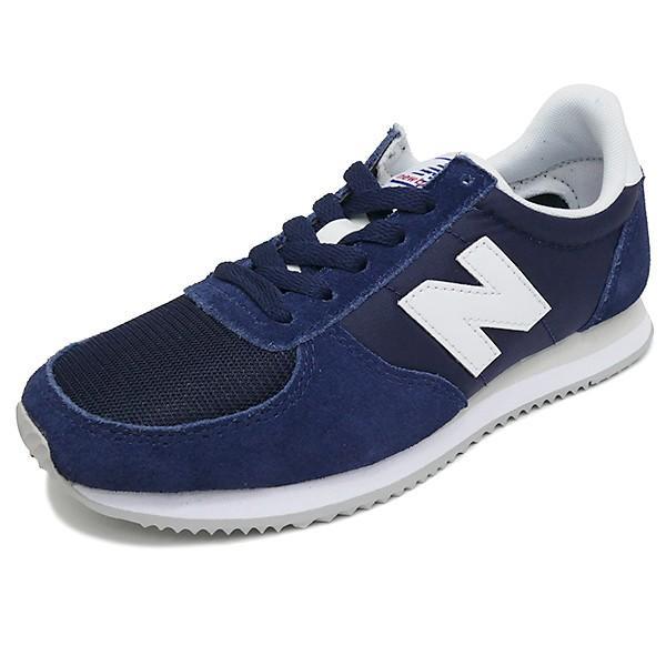 NEW BALANCE U220 NV blue 【ニューバランス U220NV ブルー】 ユニセックス NB 17FW mexico