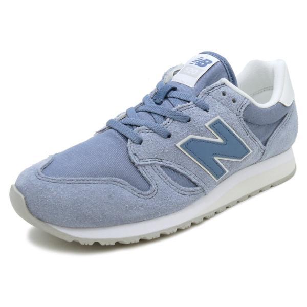 NEW BALANCE WL520 CB ニューバランス WL520CB blue ブルー NB WL520-CB 18SS|mexico