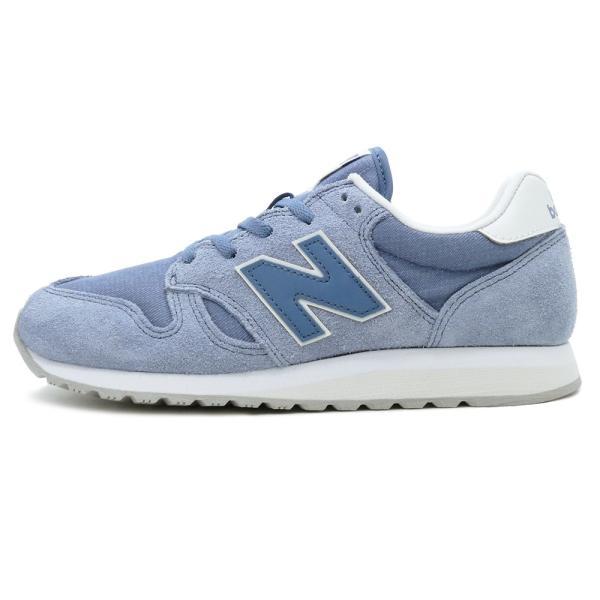 NEW BALANCE WL520 CB ニューバランス WL520CB blue ブルー NB WL520-CB 18SS|mexico|02