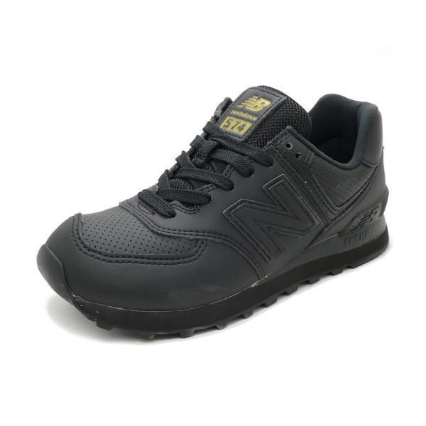 スニーカーニューバランスNEWBALANCEWL574SYJブラックWL574-SYJNBレディースシューズ靴