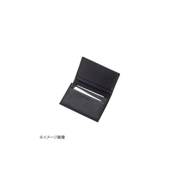 NiNO RiVA(ニノ リバ) 名刺入れ(ブラック) NR-202 198265-864〔代引き不可〕〔同梱不可〕 トレード