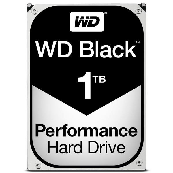 WESTERN DIGITAL 3.5インチ内蔵HDD 1TB SATA6.0Gb/s 7200rpm 64MB WD1003FZEX