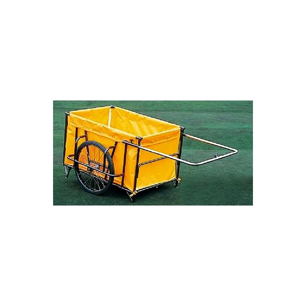 リヤカー折りたたみ スチール スチール製折りたたみ式リヤカー 送料無料