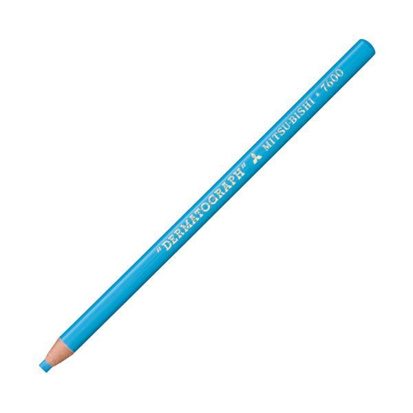 ダーマト鉛筆 K7600.8 水 12本入