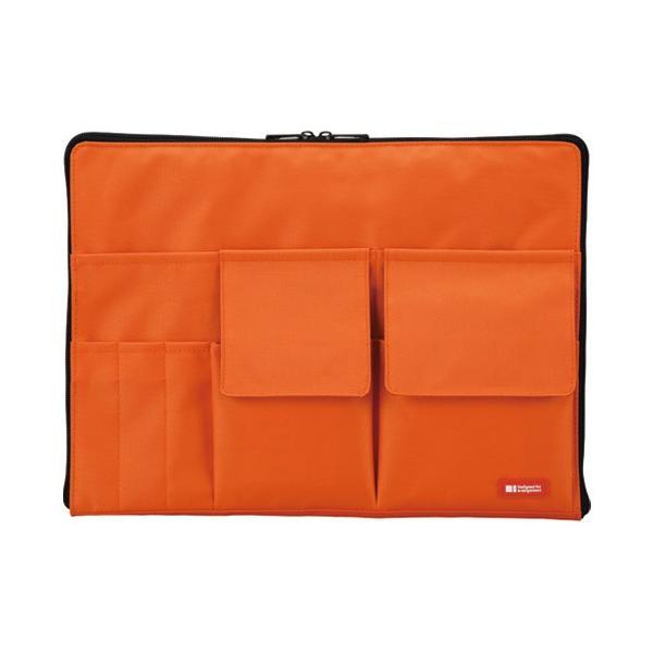バックインバックA4A7554-4橙