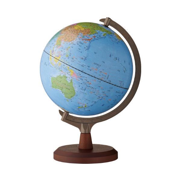行政タイプ地球儀(組立式)