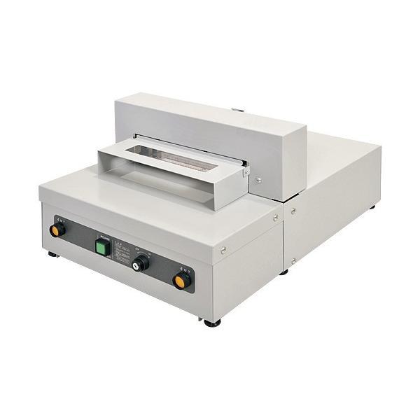 CE-31DS 電動断裁機 A4対応 全自動紙押機構導入 安全装置 安全技術協会合格 送料無料