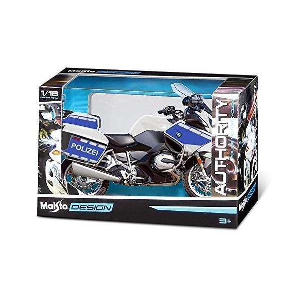 1 18 Bmw R 1200 Rt Polizei 1 18 Maisto 1388円