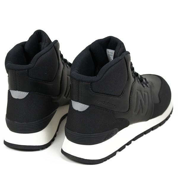 20917a9f26216 ... New Balance ニューバランス HL755 BL メンズ スニーカー BLACK トレッキングシューズ ブラック レザー 靴 576  996 1300 ...