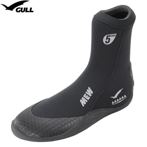 [ GULL ] ガル GA-5622A 5mm MEW BOOTS II ミューブーツ2