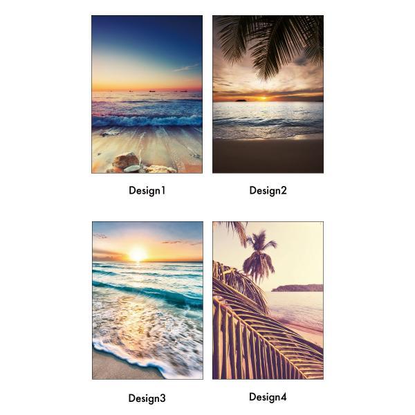 ポスター A4 ビーチ 海 ウユニ サーフ インテリア 風景 北欧 ハワイ シンプル モダン おしゃれ|mic319|02