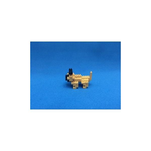 世界最小級の組み立てブロックミクブロ2 パグ -犬シリーズ-|micblo2|02