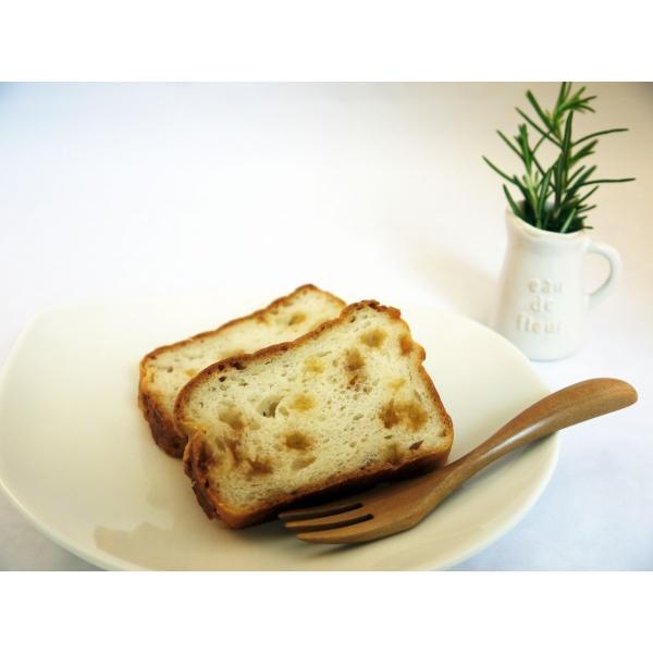 グルテンフリー 米粉パン ロングパン(メープル)|micco|03