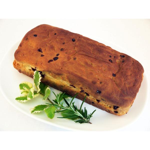 グルテンフリー 米粉パン ロングパン(ブルーベリー)|micco|02