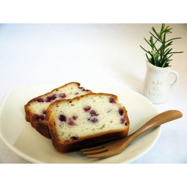 グルテンフリー 米粉パン ロングパン(ブルーベリー)|micco|03