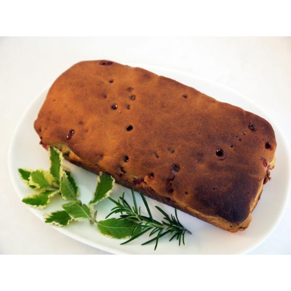 グルテンフリー 米粉パン ロングパン(イチゴ)|micco|02