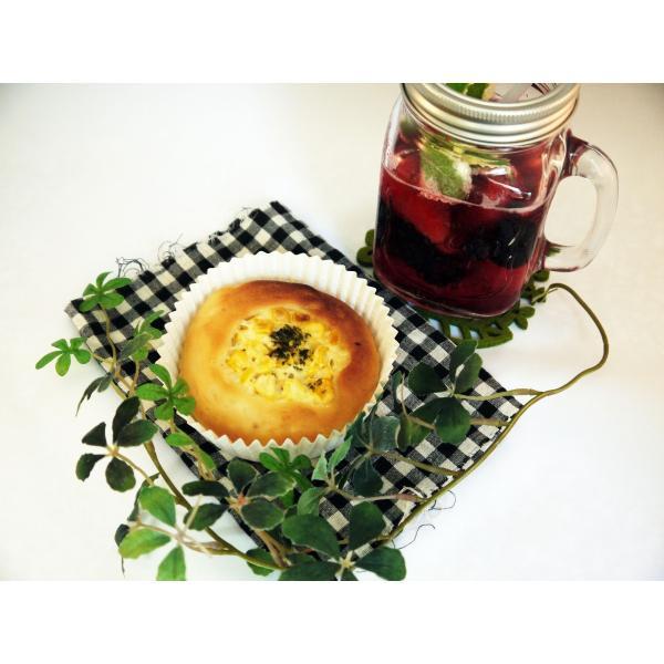 グルテンフリー 米粉パン コーンマヨパン|micco|03