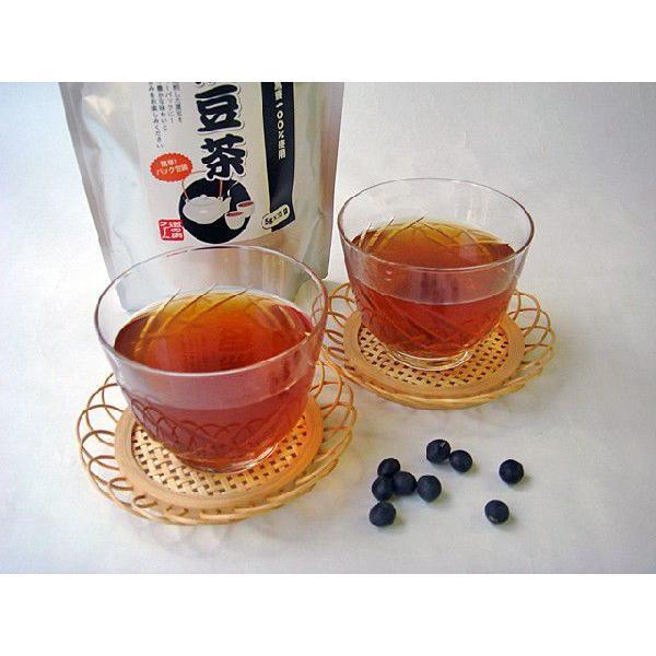 黒豆茶(5g×30包)/岩手県遠野産「黒豆」使用 michinoku-farm 05