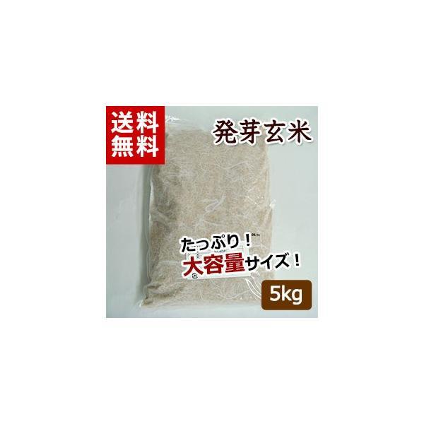 【送料無料】発芽玄米『遠野の便り』(業務用5kg) michinoku-farm