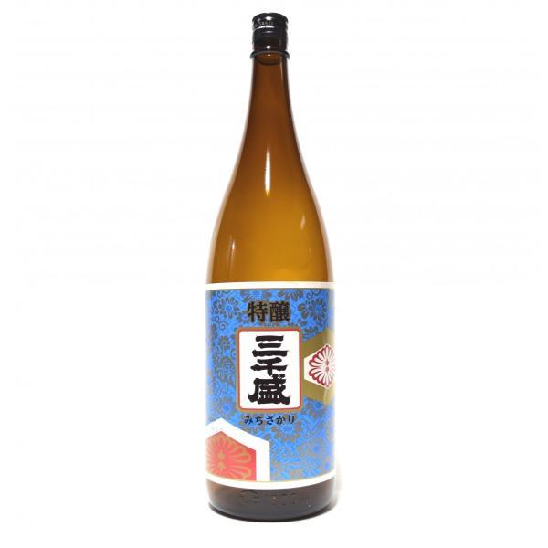 三千盛 特醸 大吟醸酒 1.8L|michisakari