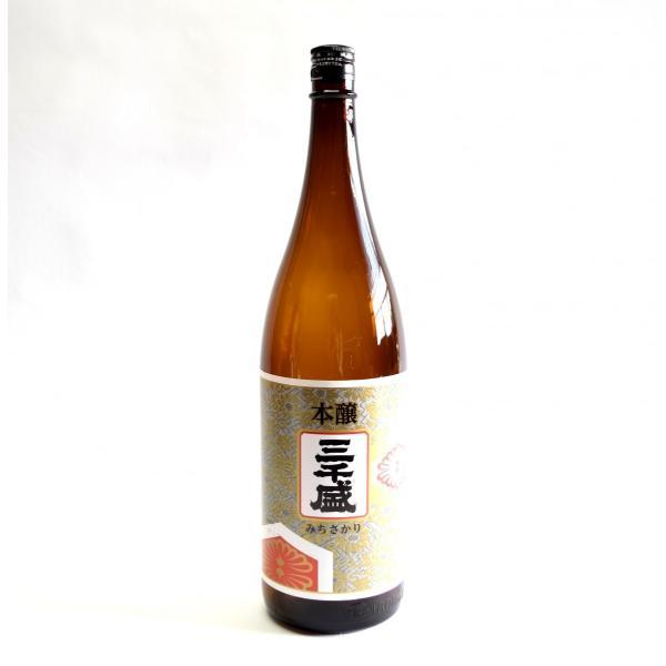 三千盛 本醸 本醸造酒 1.8L|michisakari