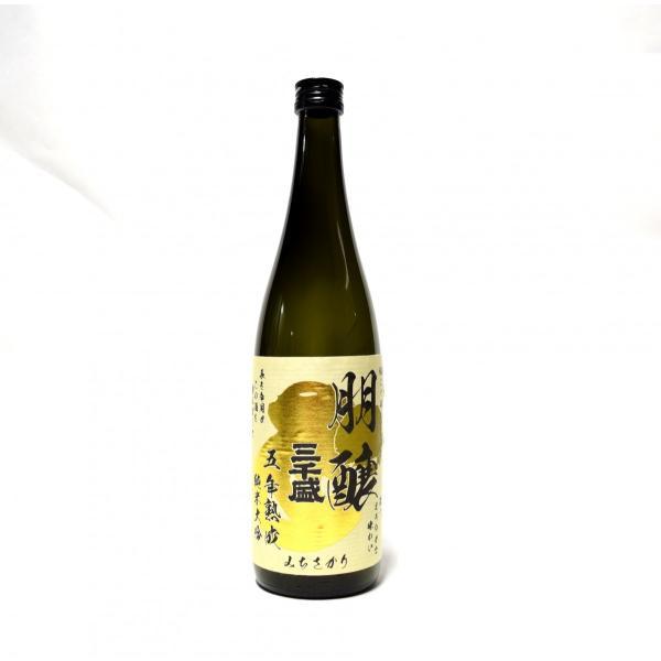 三千盛 朋醸 純米大吟醸酒 5年熟成 720ml|michisakari