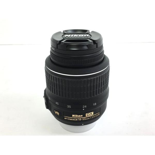 Nikon 標準ズームレンズ AF-S DX NIKKOR 18-55mm f/3.5-5.6G VR (旧製品) ニコンDXフォーマット専用