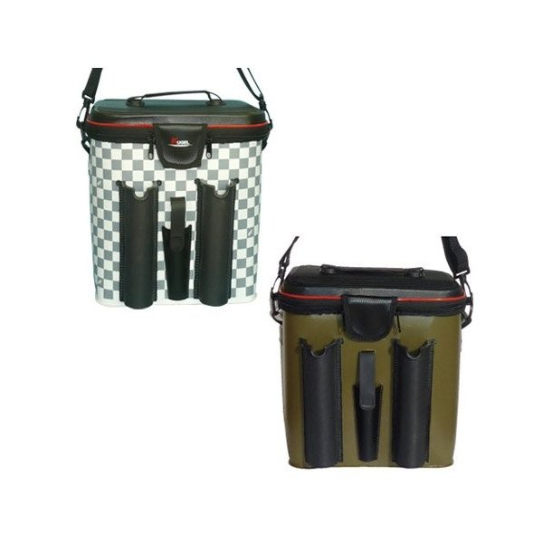 タカ産業 STAND BAG ロッドスタンド付きバッグ A-0085 KHAKI
