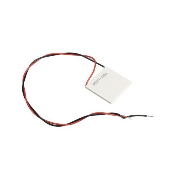 Vktech TEC1-12706半導体熱電クーラーペルチェタブレット DC12V 6A 五枚セット