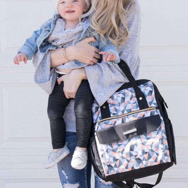 mommoreマザーズバッグ リュック 大容量 ベビー用品収納 3way ママバッグ 15ポケット トートバッグ 多機能 ベイビーバッグ お