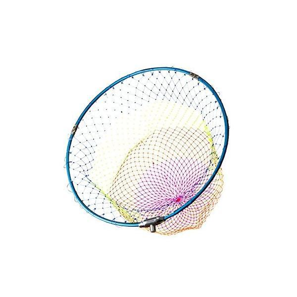 玉網 折畳み式 サンライク(SANLIKE)タモ網 アルミ枠 コンパクト ランディングフレーム 釣りネット 山釣り 船釣り 渓流 ランディン|micomema|07