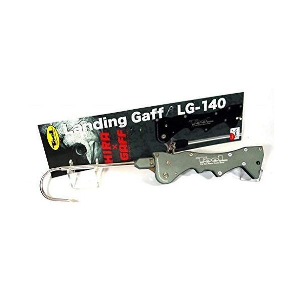 昌栄 Landing Gaff(ランディングギャフ) LG-140 NO.565-1 マットチタン