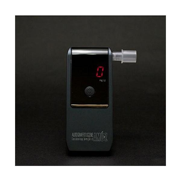 アルコール検知器AC-016 電気化学式アルコールチェッカー 業務用/携帯サイズ/アルコール探知機/アルコールセンサー/検知器|micomema|02