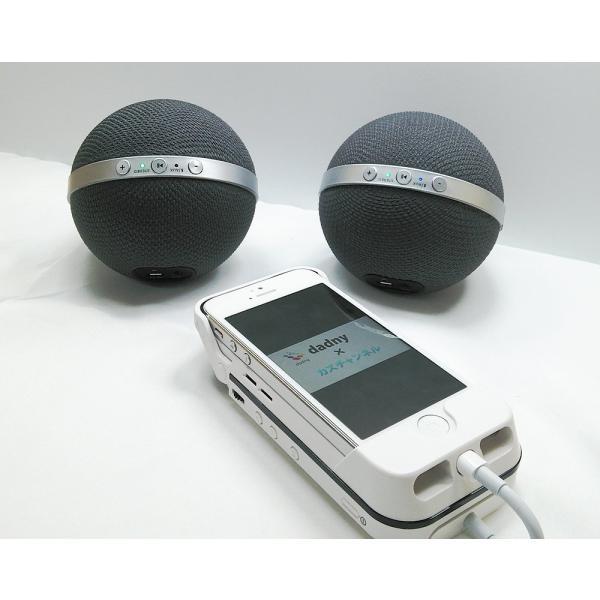 [dadny] bluetooth対応 ステレオ ミュージック スピーカー E30 / Stereo Music Speaker E30