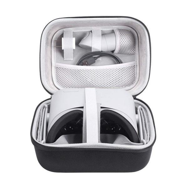 NICE COOL Oculus Go ケース For Oculus Go オキュラス 単体型VRヘッドセット収納ケース 耐震、防水 (改良