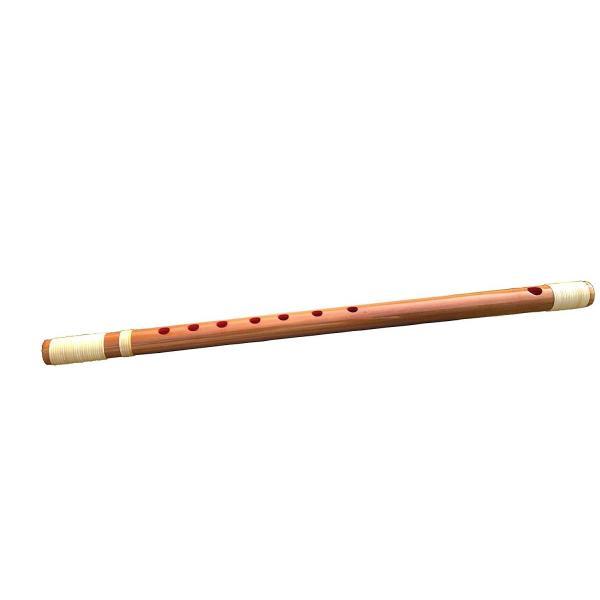 聞琳竹細工屋(BENLENTAKIZAYIKUYA) お祭り・お囃子用 篠笛 入門用 和楽器 籐巻 (7穴6本調子) micomema 07