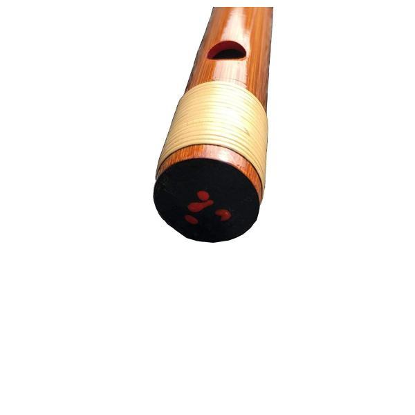 聞琳竹細工屋(BENLENTAKIZAYIKUYA) お祭り・お囃子用 篠笛 入門用 和楽器 籐巻 (7穴6本調子) micomema 08