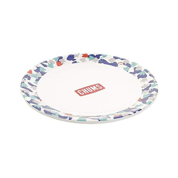 チャムス(CHUMS) 皿 メラミンサラダプレート CH62-1242-Z031-00 Foot Camo|micomema
